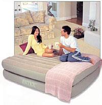 Надувная кровать  на дону